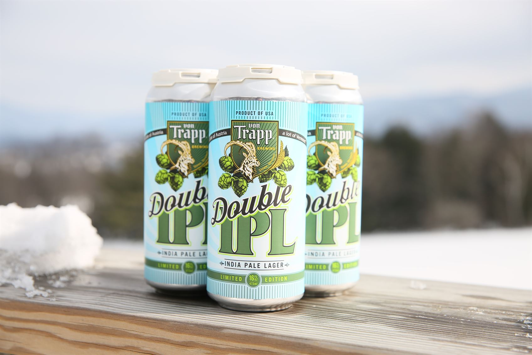 Double India Pale Lager