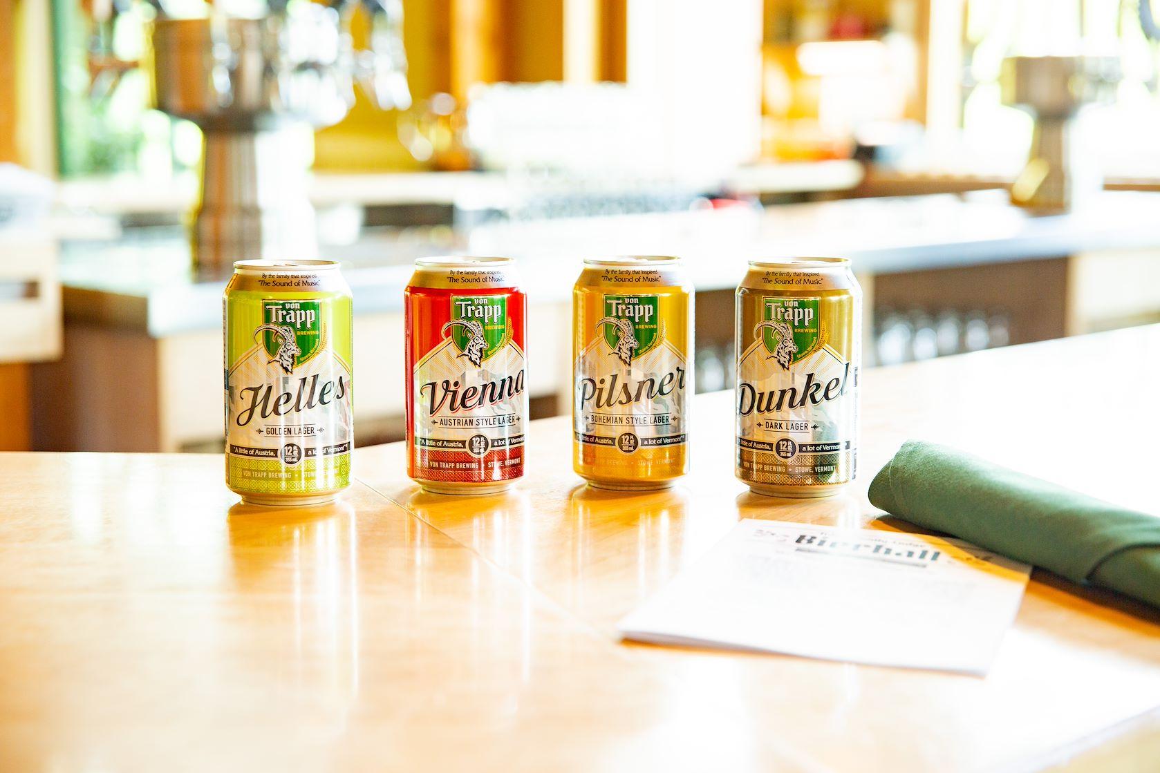 von Trapp Brewery Beers