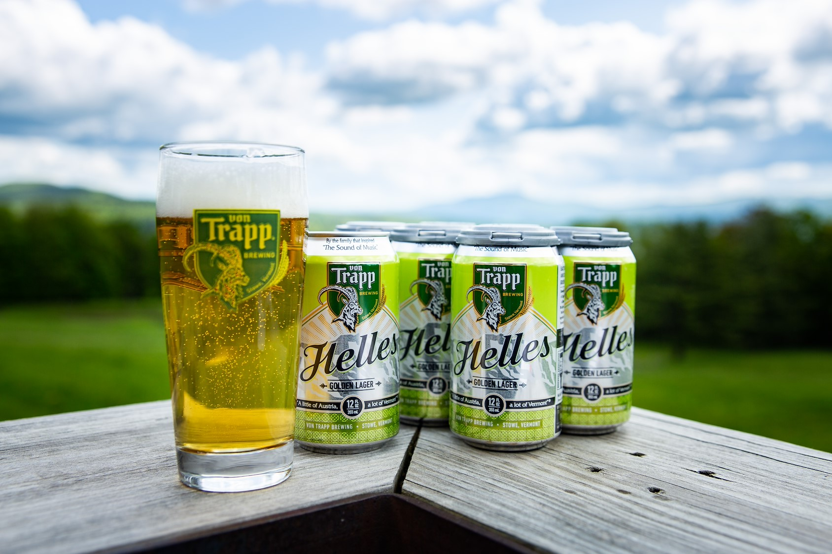 Trapp Lager Brewery - Enjoy Our Lagers Throughout Vermont